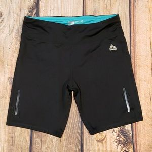 🍒Reebok Black Performance Running Shorts.  Z3